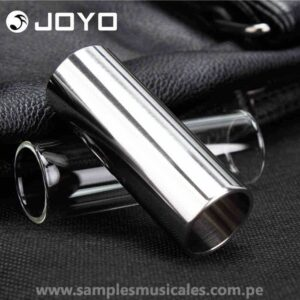 JOYO-ACE-220-Chrome-Plated-Stainless-Steel-Metallic-Electric-Guitar-Slide-2mm-Thick-60mm-Length-Guitar
